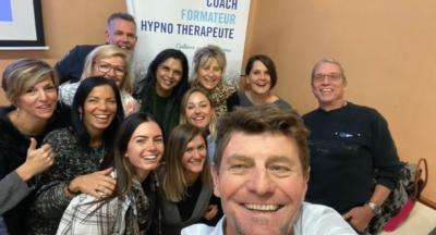 Notre dernière formation de Thera-Coaching 1.  Riche en partage et en émotion !